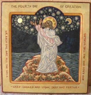 Creation and Divine Order Credit: betsyporter.com