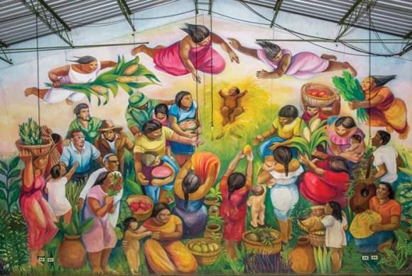 nicaragua painting